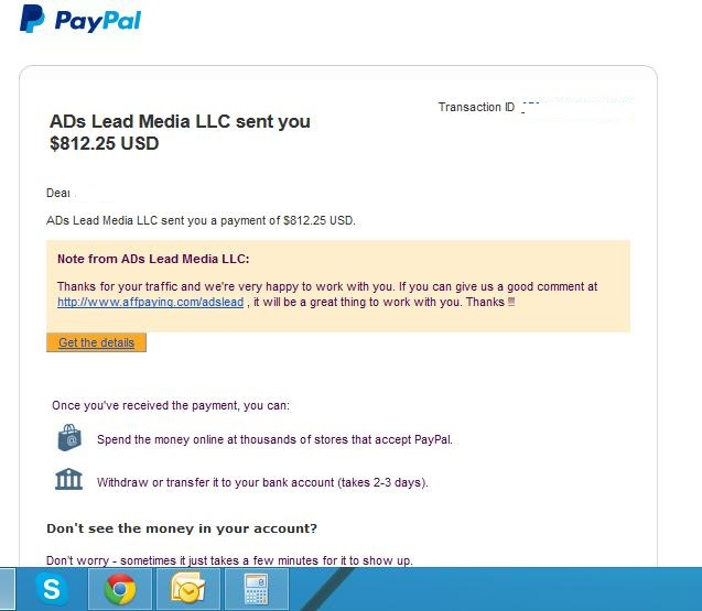 adslead payment