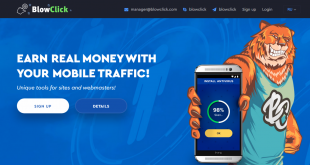 blockclick mobile affiliate network review and payment proof