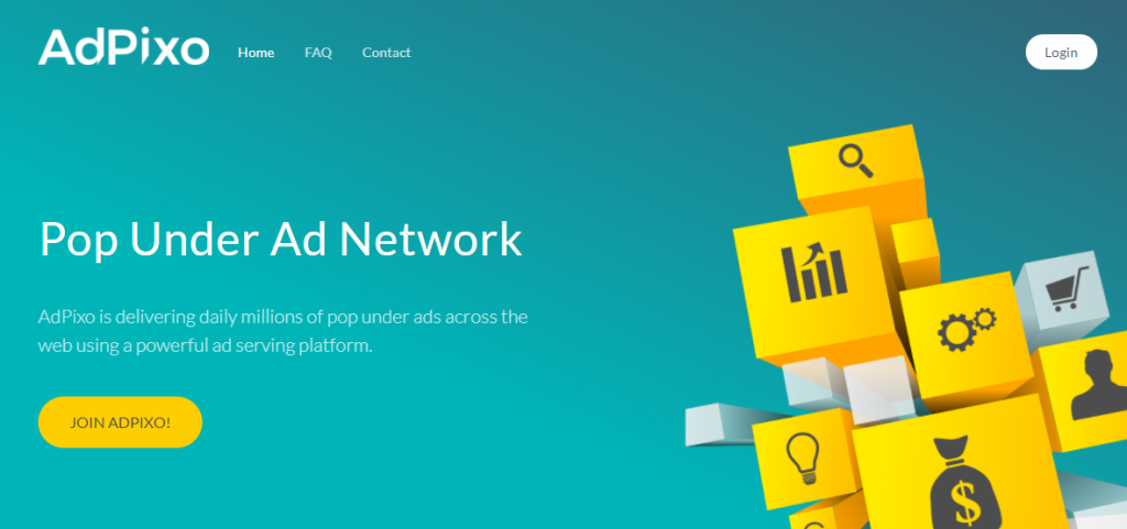 adpixo ad network review and payment proof