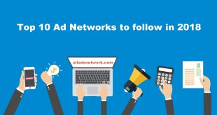 top 10 ad networks in 2018 for publishers