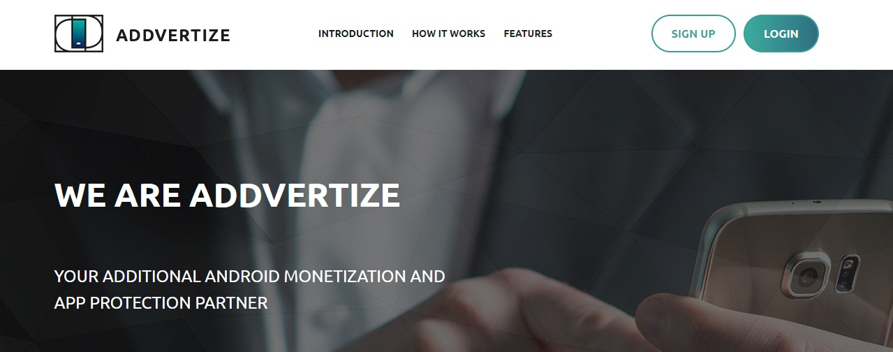 Addvertize Ad Network Review