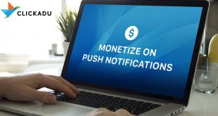 clickadu push notifications